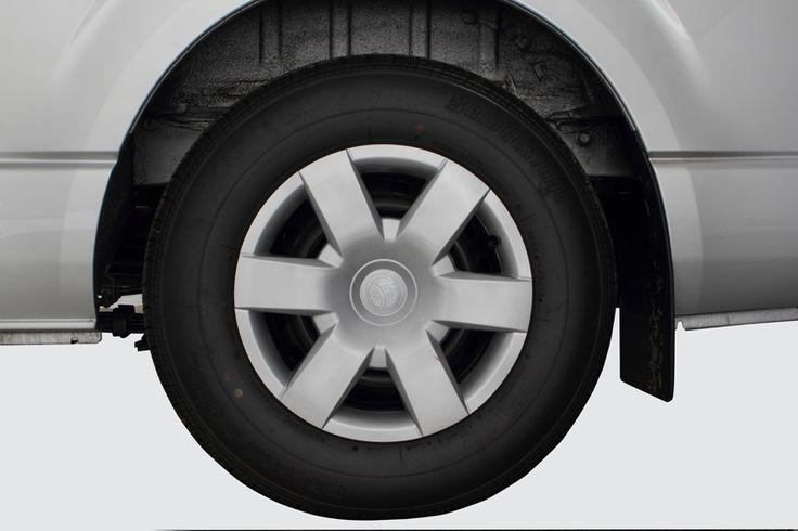 Toyota Auto2000 Hiace Wheel Exterior Type STD