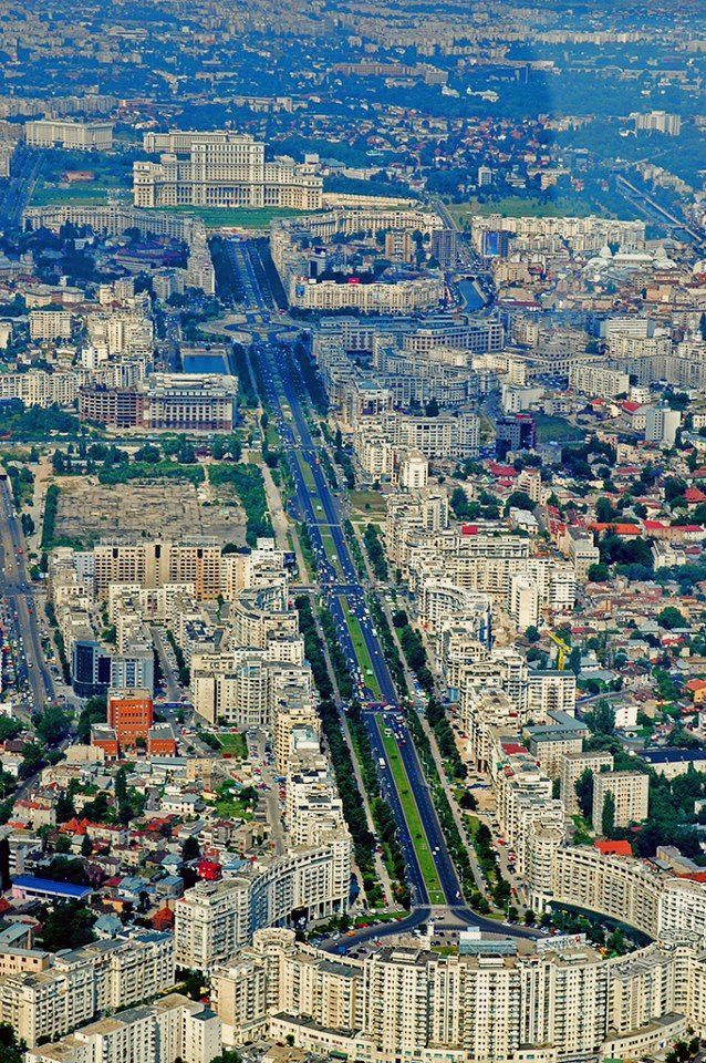 Attractive Bucharest. More reasons to visit Bucharest here: https://www.facebook.com/YouShouldVisitRomania