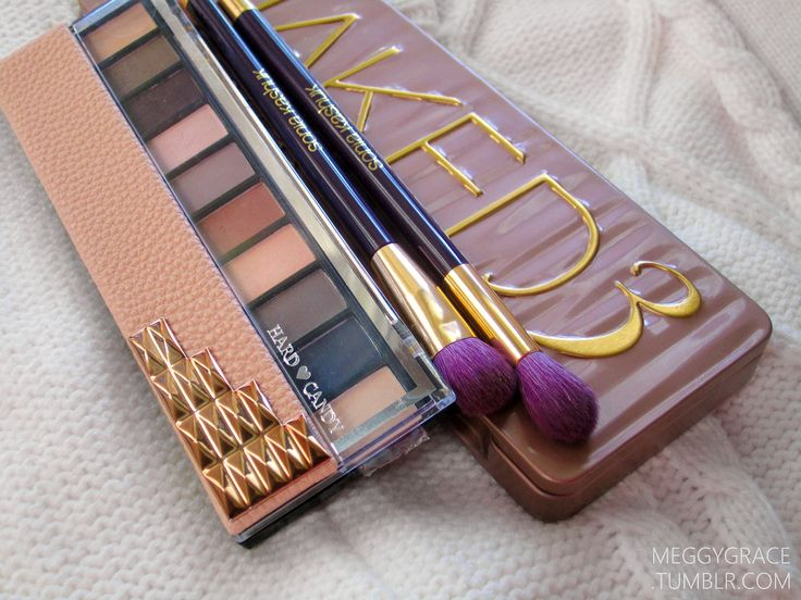 """Hard Candys palette in""""Birthday Suit"""" is just like the Naked Pallete"""