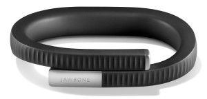 Jawbone Fit can be a big factor when deciding on the right fitness tracker. Up24 comes in small, medium and large. The Jawbone's software is FAR ahead of Fitbit and Nike Fuelband. http://bitly.com/1KhBwqk