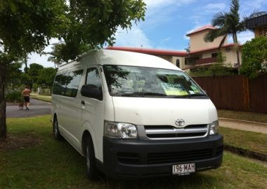 Shuttle Seat in Coach starts from $15  Enquire http://www.fnqapartments.com/transfers-cairns/is-holiday/  #cairnstransfer