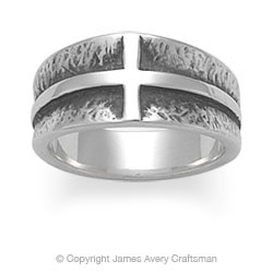 ... wedding band your brother pick out. Esperanza Band from James Avery