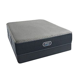 Beautyrest® Silver Hybrid Elaine™ Firm California King Mattress & Box Spring