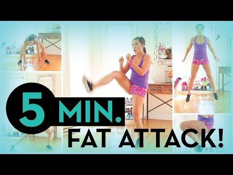 5 Minute Fat Attack! - YouTube