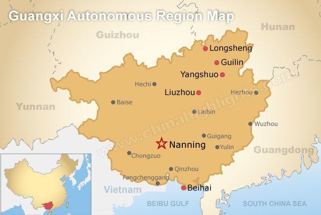 guilin map of china Guilin Maps China Map Guangxi Beijing Subway Map guilin map of china