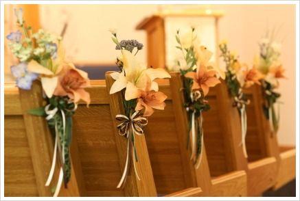 Church Bench Decorations Wedding 28 Images Diy Pew