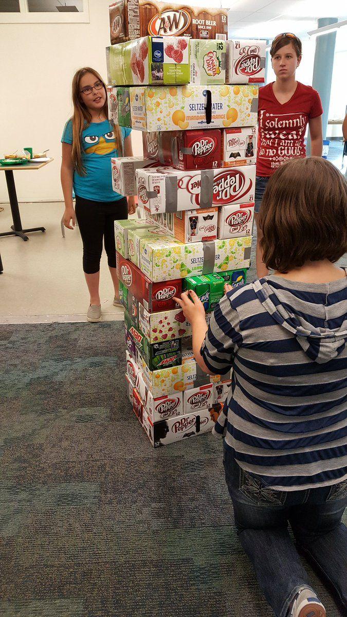 Pop boxes : Jenga : oversized games