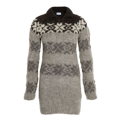 Dress/long sweater traditional