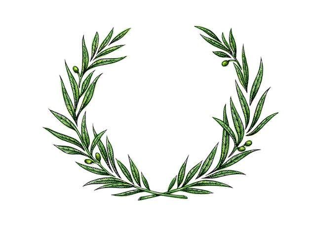 Images about laurel leaf design on pinterest - Card Printables On Pinterest Vintage Ads Leaves And Olive Green
