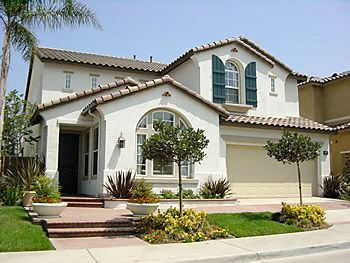 stucco exterior paint color schemes
