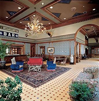Hotel Jerome in Aspen, CO.