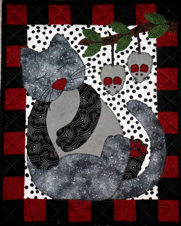 flip flop quilt pattern free | Cat Patches: My Finished Quilts Gallery
