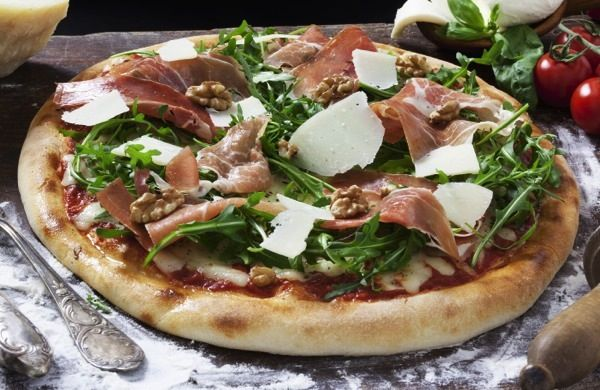 Best Pizza Delivery in London