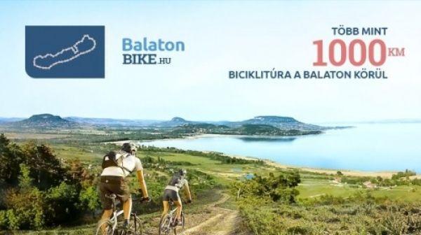 Balaton Bike - Több mint 1000 km biciklitúra a Balaton körül - balatoni hírek   Balaton   Éjjel-Nappal Balaton   www.nonstopbalaton.hu - Éjjel-Nappal Balaton
