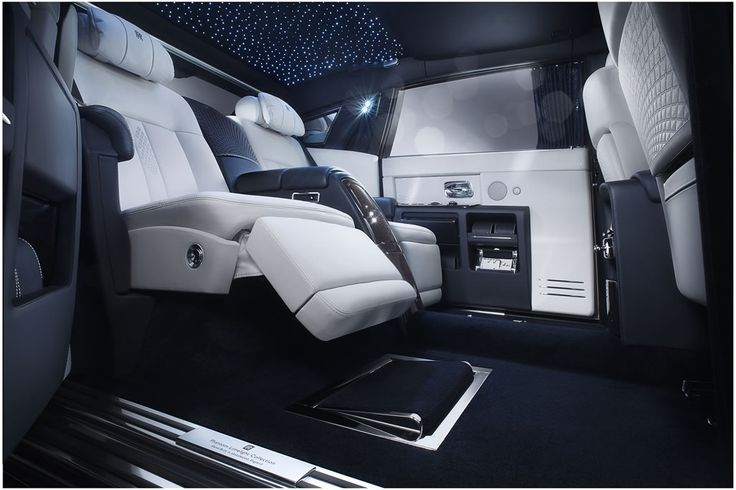 Rolls-Royce Phantom Limelight Collection, a bespoke $650K luxury limo for the rich and famous