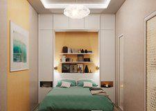 Современный интерьер для молодой семьи - квартира Павленко в Симферополе
