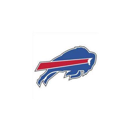 NFL Buffalo Bills Window Film, Multicolor