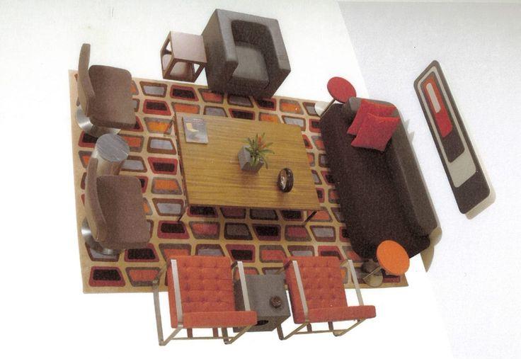 Interior design by Melanie Hall. #melaniehall #melaniehalldesign #interior #design