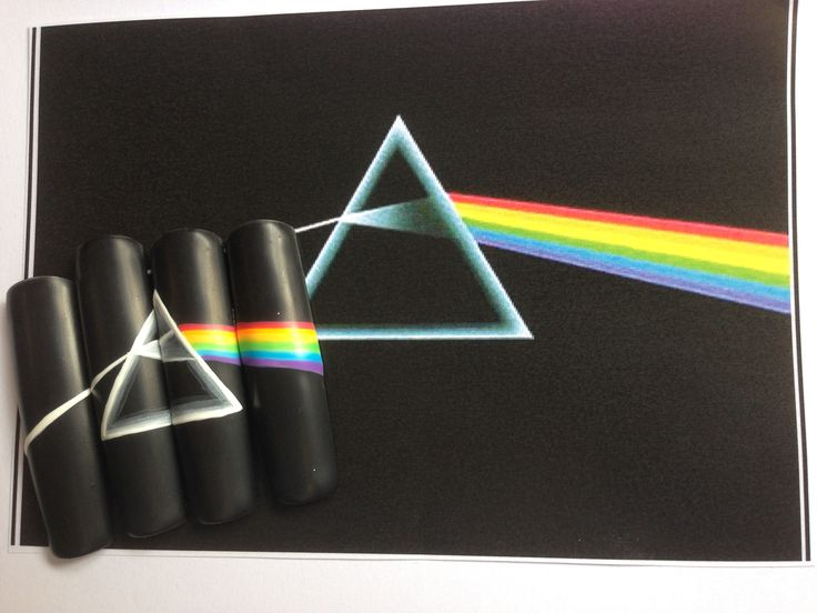 Pink Floyd (2014) #nailart
