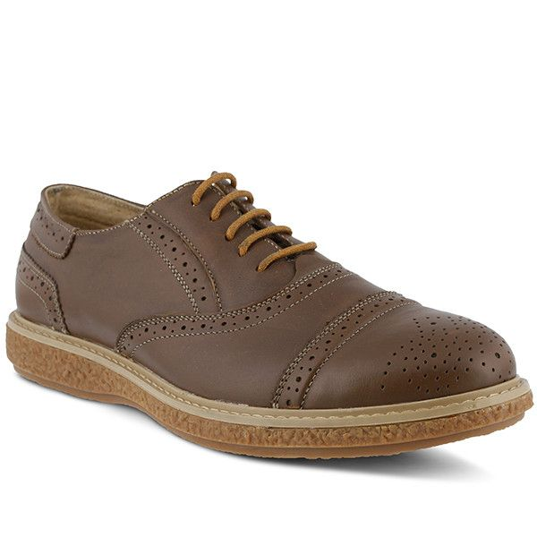 Mens Casual Leather Shoe Style Name: BRYAN