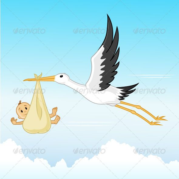 Realistic Graphic DOWNLOAD (.ai, .psd) :: http://hardcast.de/pinterest-itmid-1007301149i.html ... Stork With Baby ...  animals, announcement, arrival, babies, baby, birds, birth, blue, born, cartoon, celebration, child, childbirth, cloud, cute, delivering, flying, gift, happy, illustration, infant, newborn, sky, stork, vector, waving  ... Realistic Photo Graphic Print Obejct Business Web Elements Illustration Design Templates ... DOWNLOAD…
