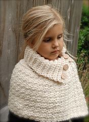 Ravelry: Finleigh Cape pattern by Heidi May