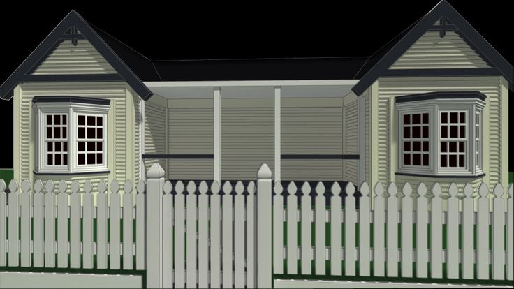 starting to look at sets for my latest animation. It will be a webseries set in Invercargill New Zealand