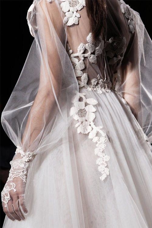 valentino  spring 2012  fashion  haute couture  cuff