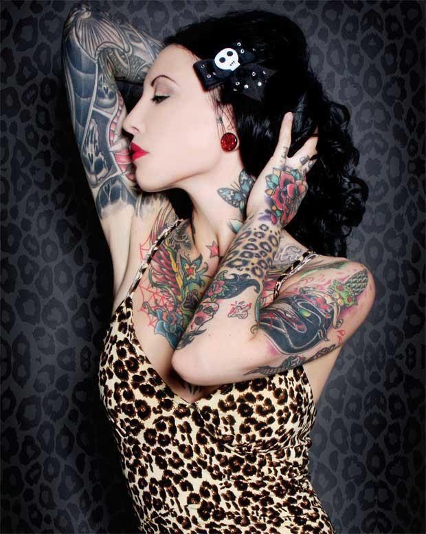 Tendencias de Tatuajes para Mujeres