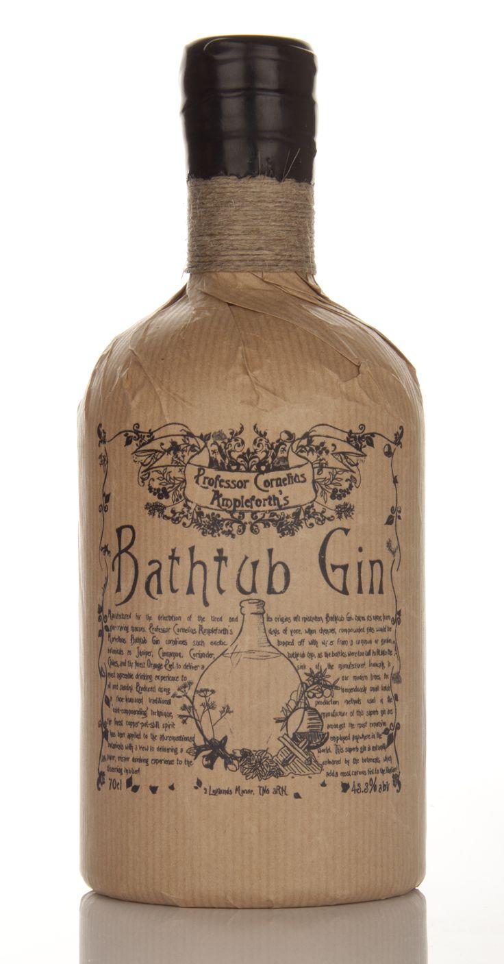 Bathtub Gin - Fab choice!