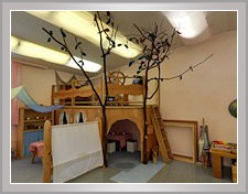 waldorf classrooms by grade, 360* view