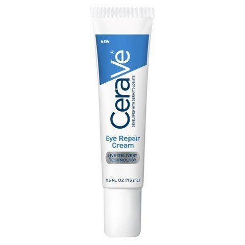 CeraVe AntiAging Eye Repair Cream  5 oz  See this great product.(This is an Amazon affiliate link and I receive a commission for the sales)