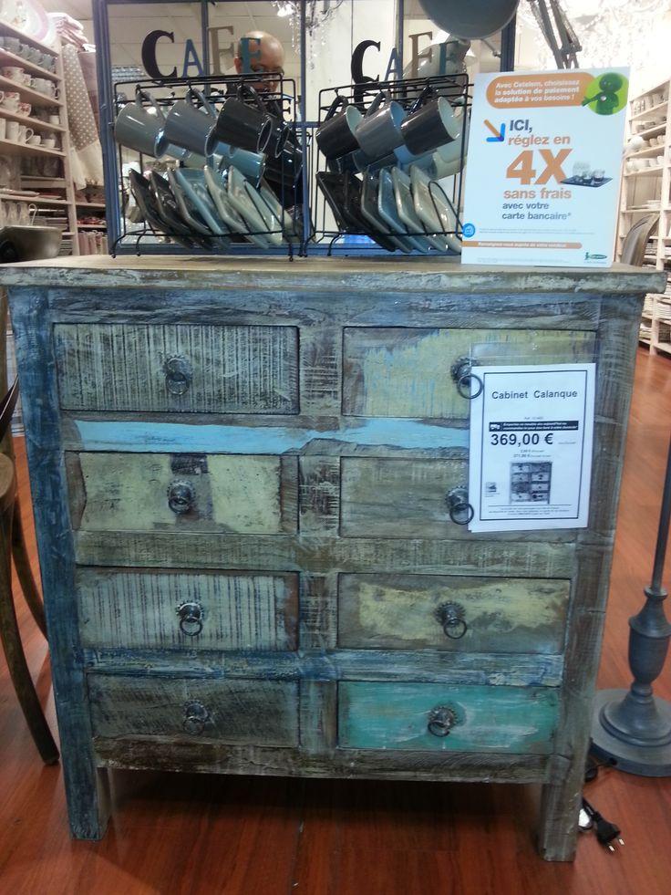 exceptional maisons du monde lille chest of drawers love. Black Bedroom Furniture Sets. Home Design Ideas
