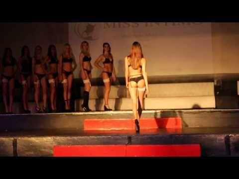Bikini Contest Beautiful Girls - Miss Intimo Beauty Pageant