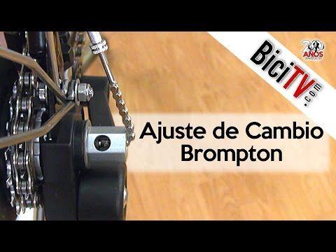 Mecánica cómo ajustar el cambio de una bicicleta Brompton | Bicicletas de segunda mano y bicicletas nuevas en oferta