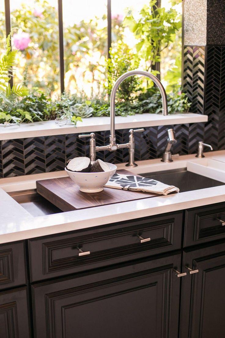 Onyx Opulence Kitchen | Kohler
