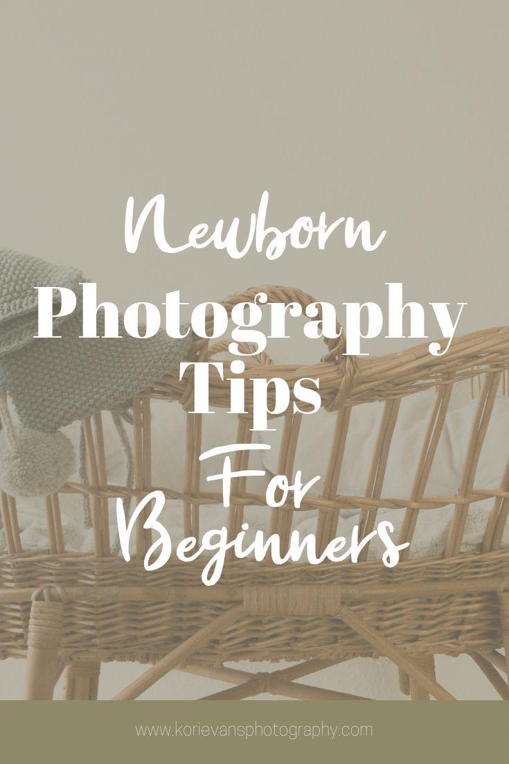 Neugeborene Fotografie für Anfänger   – Newborn Photography