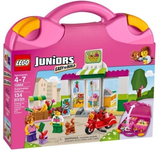 Lego 10684 Чемоданчик супермаркет