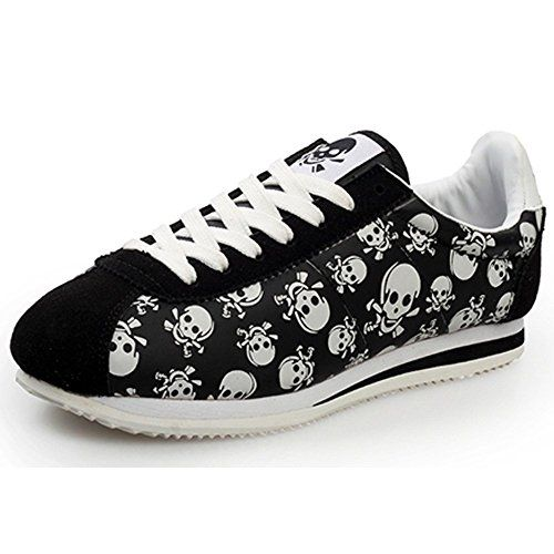 Love Hand Gesture Print SKULL Unisex Running Shoes Sport Shoes Walking Shoes Athletic Sneaker
