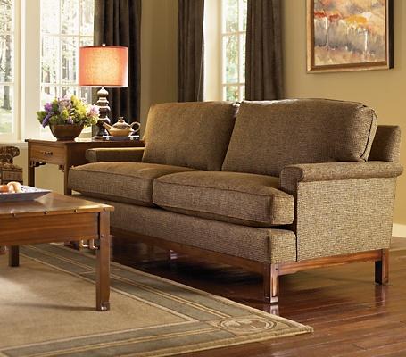 Craftsman Style Sofa Living Room Furniture Pinterest