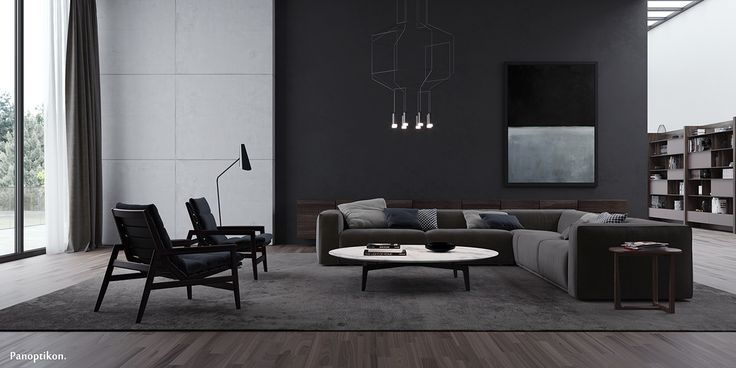accent chair for modern monochromatic living room - Google Search