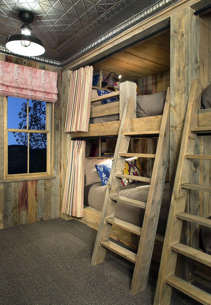 510 melhores imagens de beliche no pinterest beliche for Cabine colorado aspen