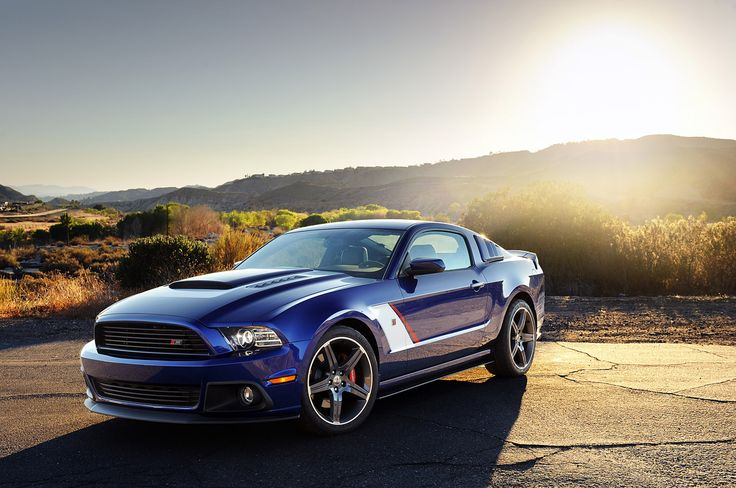 2014 Roush Mustang Stage-3 best Mustang's ever made at http://www.supercarsautos.com/