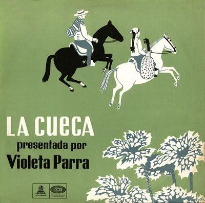 Violeta Parra - La cueca presentada por Violeta Parra