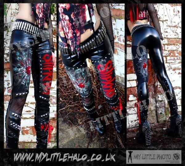 The Look of Leggings