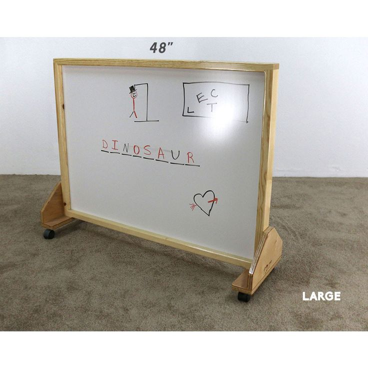 Defoe Furniture Roll Whiteboard Divider... sample for making rolling Lego wall?