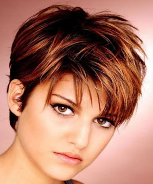 Short Haircuts for Round Face Thin Hair Ideas for 2018 Fresh Short ...