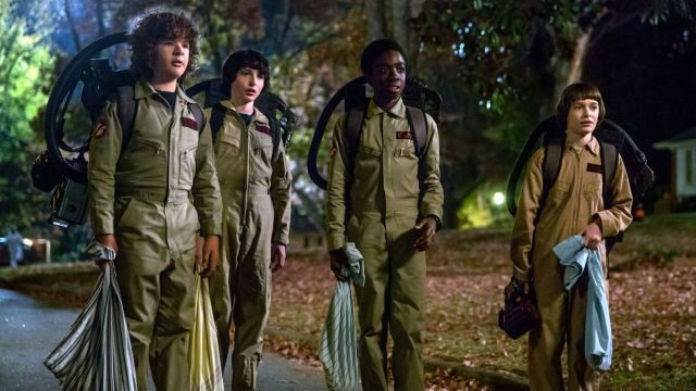 Shawn Levy Calls Stranger Things Season 2 Darker More Ambitious   Shawn Levy calls Stranger Things season 2 darker more ambitious  Were still a few months away from the return of Hawkins Indiana and the fan favorite kids and monsters that live there. Speaking with The Hollywood Reporter (via /Film) series executive producer Shawn Levy opened up about what we can expect and just how scary theyre planning to get with the new episodes.  Season two makes the Demogorgon look quaint. I was just in…