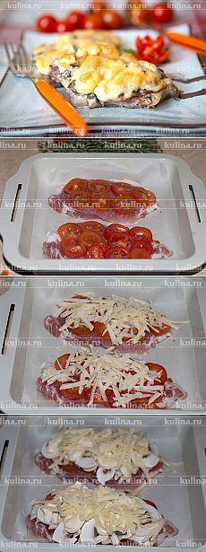 Мясо по-купечески – рецепт приготовления с фото от Kulina.Ru
