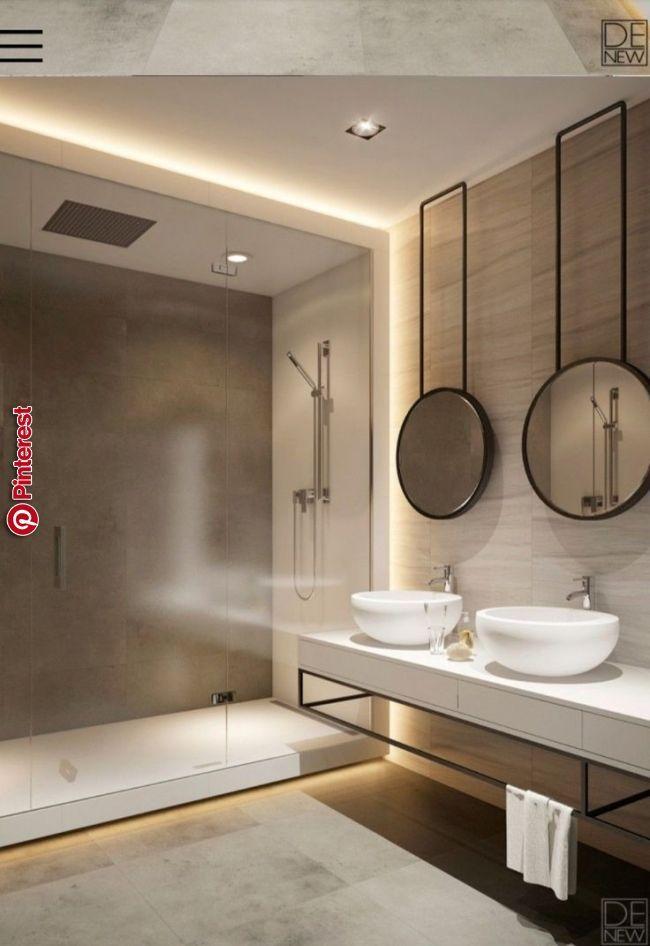 Idee für Handtuchhängung   Badezimmer Dekoration ...